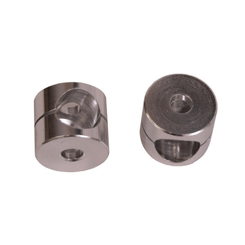 Mirror Arm Bushings, Aluminum; 55-86 Jeep CJ Models - EZ Wheeler