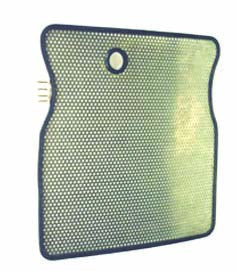 Rugged Ridge - Radiator Bug Shield - 55-86 Jeep CJ Models (11106.01) - EZ Wheeler