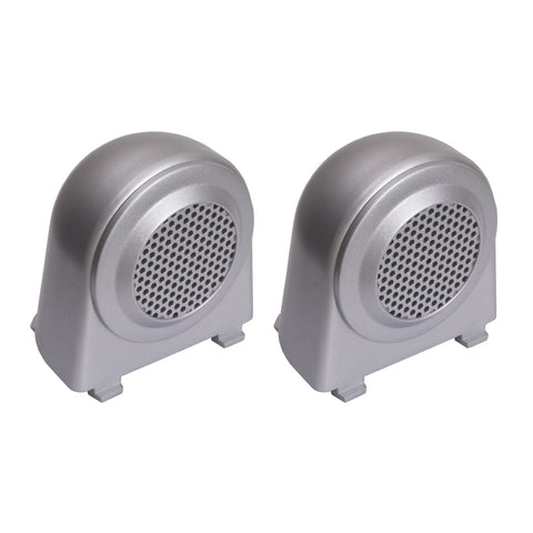 Rugged Ridge - Tweeter Speaker Enclosures - 07-10 Jeep Wrangler JK (11151.11) - EZ Wheeler