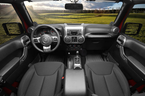 Interior Trim Accent Kit, Charcoal, Automatic