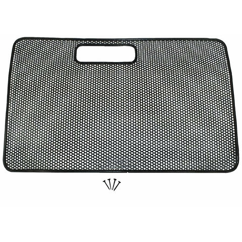 Rugged Ridge - Radiator Bug Shield - 97-06 Jeep Wrangler TJ (11213.03) - EZ Wheeler