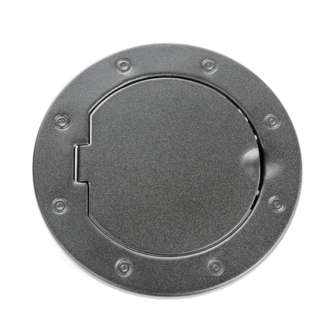 Rugged Ridge - Non-Locking Gas Cap Door - 07-17 Jeep Wrangler JK/JKU (11229.05) - EZ Wheeler
