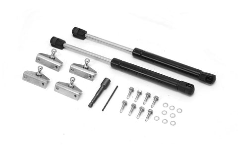 Hood Lift Kit; 84-01 Jeep Cherokee XJ - EZ Wheeler