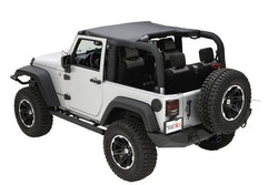 13590.35 Summer Brief, Black Diamond, 10-15 Jeep Wrangler (JK)