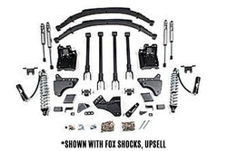 BDS Suspension - Lift Kit - 11-16  F250/350 8in 4-Link FOX C/O DSL