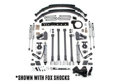 "BDS Suspension - 6"" 4-Link Arm Coil-Over Suspension Lift Kit - 17 Ford F250/F350 (1527F)"