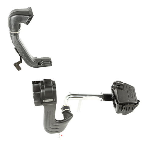 Rugged Ridge - XHD Low/High Mount Snorkel System - 07-17 Jeep Wrangler JK (17756.23) - EZ Wheeler