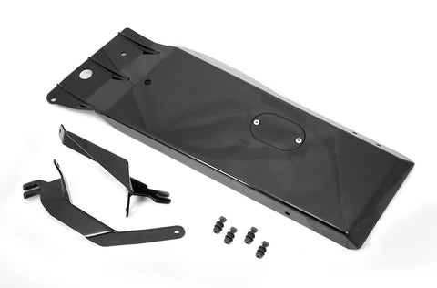Engine and Transmission Skid Plate; 12-17 Jeep Wrangler JK - EZ Wheeler