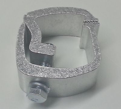 API - 1 piece Rocker Style Truck Cap Mounting Clamp (AC101) - EZ Wheeler