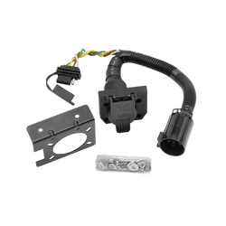 Tekonsha - Tow Harness Wiring Package (20119) - EZ Wheeler