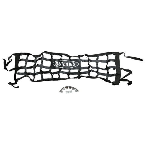 Tailgate Net, Black, Small/Medium Trucks - EZ Wheeler
