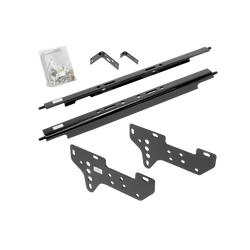 Draw Tite - Gooseneck Trailer Hitch Rail Kit - 99-16 Ford F250/F350 (4448) - EZ Wheeler
