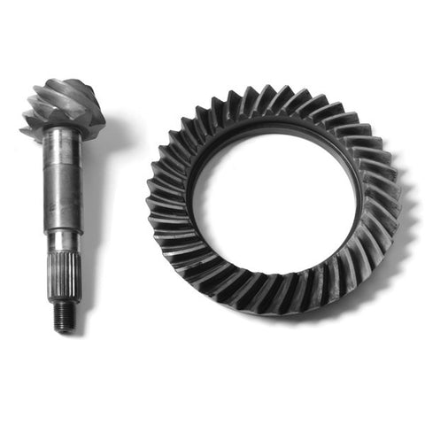 Ring and Pinion Gear Set, For Dana 44, 4.09 Ratio - EZ Wheeler