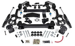 2015 Ford F150 4wd 4in Suspension System