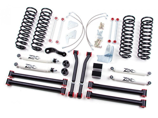 07-09 Jeep JK 2dr 5in Suspension Kit