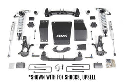 "BDS Suspension - 4"" Coil-Over Suspension Lift Kit - 14-17 Chevy/GMC 1500 4WD"