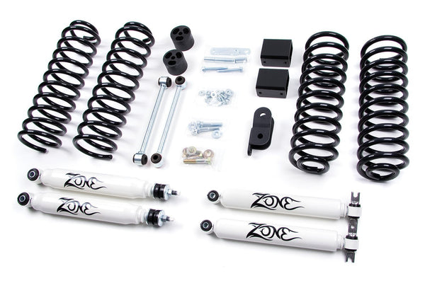 07-12 Jeep JK 2dr 3in Suspension Kit