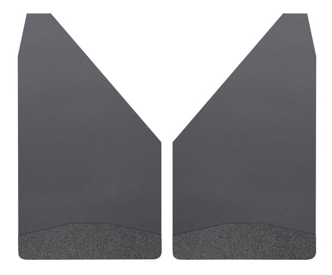 "Universal Mud Flaps 12"" Wide - Black Weight 17152"