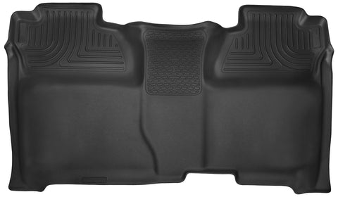 Husky Liners | 2nd Seat Floor Liner (Full Coverage) 53901 - EZ Wheeler