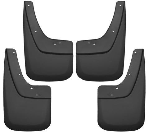 Husky Liners | Front and Rear Mud Guard Set 56896 - EZ Wheeler