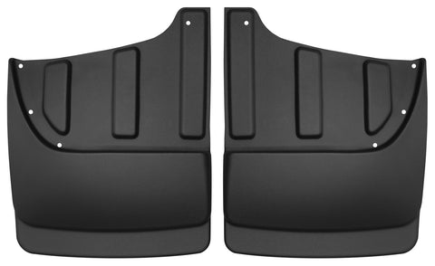 Dually Husky Liners | Rear Mud Guards 57251 - EZ Wheeler