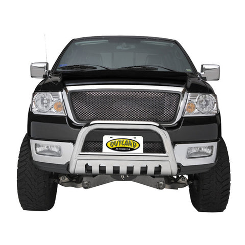 License Plate Bracket, 3-Inch Bull Bar - EZ Wheeler