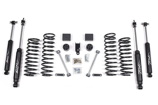 07-12 Jeep JK 4dr 3in Suspension Kit