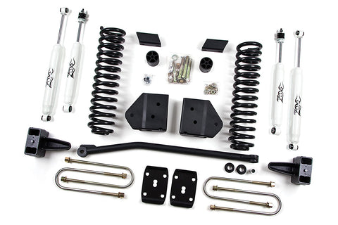 11-12 Ford F250/350 4in - Gas
