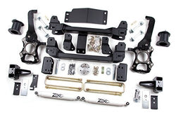 "2014 Ford F150 4"" Suspension System"