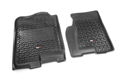 Outland - Front Floor Liners - 99-06 Chevy/GMC (398290102) - EZ Wheeler