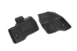 Outland - Front Floor Liners - 11-14 Ford Explorer (398290209) - EZ Wheeler