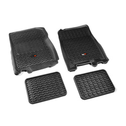 Outland - Front/Rear Floor Liner Kit - 97-03 Ford F150/Navigator/Expedition (398298724) - EZ Wheeler