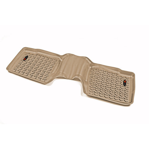 Outland - Rear Floor Liners - 11-14 Ford Explorer (398395214) - EZ Wheeler