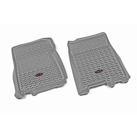 Outland - Front Floor Liners - 97-03 Ford F-150 (398490204) - EZ Wheeler