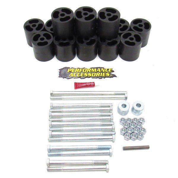 "Daystar Performance Accy- 3"" Body Lift kit - 73-87 Chevy/GMC 1500/2500 (PA523) - EZ Wheeler"