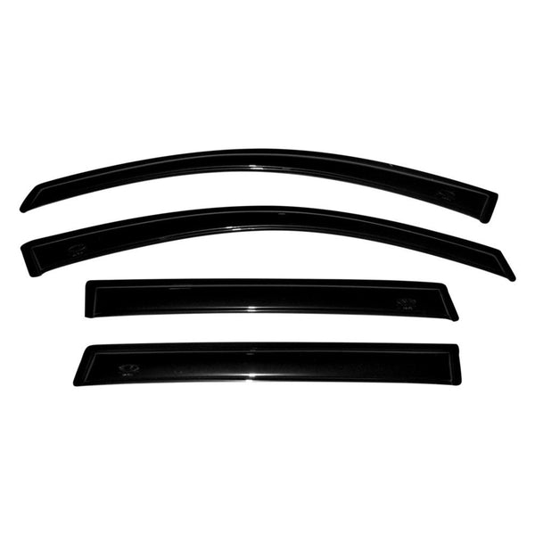AVS - 4pc Tape On Ventvisors 2004-2006 Dodge Durango 4 dr - (94344) - EZ Wheeler