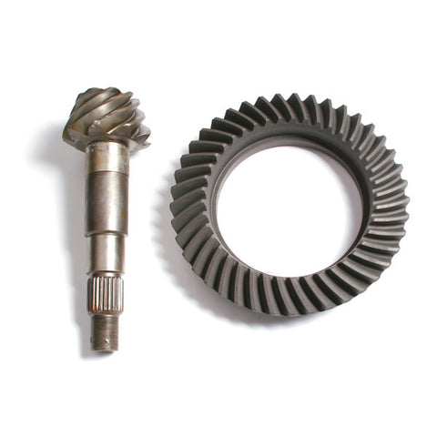 Ring and Pinion Gear Set, For Dana 35, 3.55 Ratio, 84-06 Jeep Models - EZ Wheeler