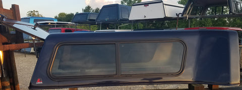 LEER - Used Cab High Cap Topper - 93-11 Ford Ranger 6' Flairside Bed (EZN01)