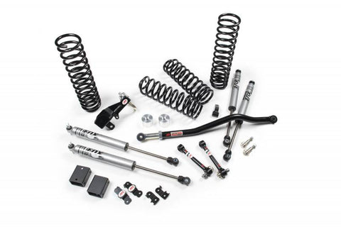 "JSPEC - 2.5"" Suspension System - 07-17 Jeep Wrangler JK (103K) - EZ Wheeler"