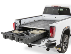 "DECKED™ Drawer System (DG10) FITS 20-21 GM Sierra or Silverado 8 Foot 2500 & 3500 - New ""wide"" bed width"