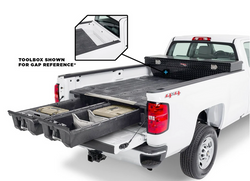 DECKED™ Drawer System (DG5) FITS 2019 Chevrolet Silverado 8 Foot 1500 LD or GMC Sierra 1500 Limited