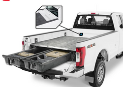 DECKED™ Drawer System (DF7) FITS 15-21 Ford F150 8 Foot Aluminum