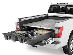 "DECKED™ Drawer System (DN4) FITS 16-21 Nissan Titan 6' 7"" Bed Length"