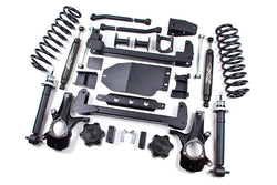 "07-14 Chevy/GMC Suburban & SUV 1500 6.5"" Lift Kit Zone Offroad (C6N)"