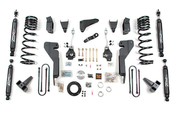"03-07 Dodge Ram 2500/3500 8"" Susp. System Zone Offroad (D24N/D25N)"