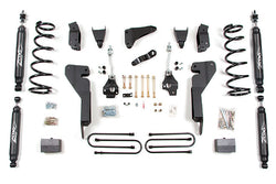"2003-2007 Dodge Ram 2500/3500 6"" Suspension System Zone Offroad D26N/D27N/D28N/D29N"