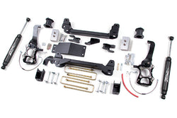 "04-08 Ford F150 4WD 4"" Suspension System Zone Offroad (F8N)"