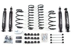 97-06 Jeep Wrangler TJ 4.25in Suspension/body Combo Lift Kit (J25N)