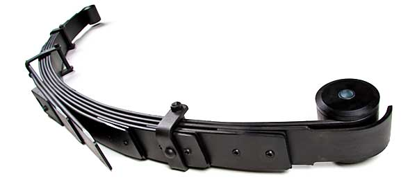 BDS Suspension - 69-72 GM 4in Front Leaf Spring - EZ Wheeler