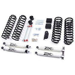 07-15 Jeep JK 2dr 4in Suspension Kit